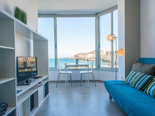 Apartamento NUEVO. Vistas al mar en Las Canteras, Las Palmas de Gran Canaria