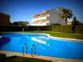 L'ESCALA, apt 4P ,piscine communautaire, L'Escala