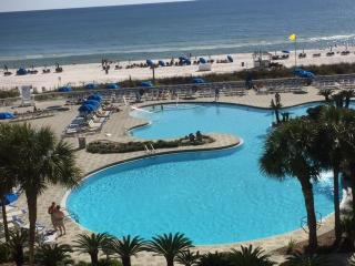 Edgewater Beach Resort 4th floor paradise!, Panama City Beach