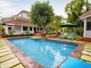 4 Bed Private Pool Villa, Vagator - Captain