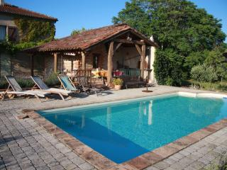 Gite rural piscine privative