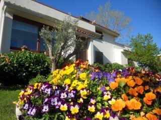 villa padronale circondata da ampio giardino