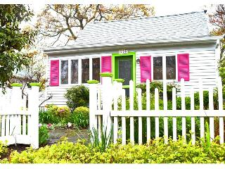 2 Bedroom Cozy Charmer, 90 Steps To the Bay, North Cape May