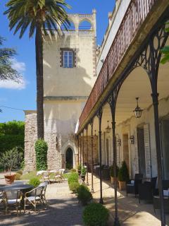 Chateau Palayson Terrace