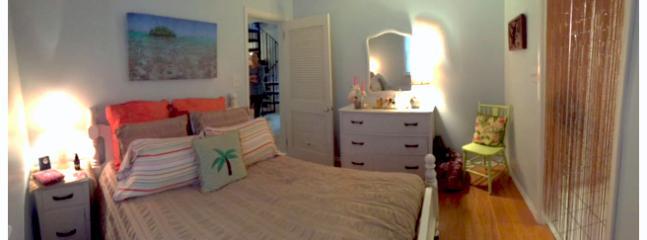 Cozy first floor bedroom