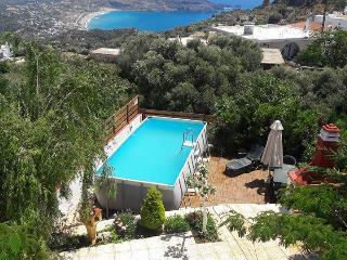 Villa Ariadni, Plakias