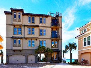 Stunning 4BR/4.5BA Beach Front Home ~ Best Spring Break Location!