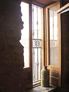 ventana salón