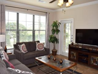 Stunning 3 bed/3 bath condo on with resort amenities, close to Disney World!