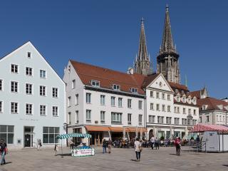 Regensburg-Apart Ferienwohnung, Ratisbona