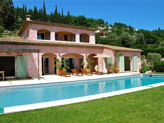 Villa Strelitzia Vence & walking distance to town