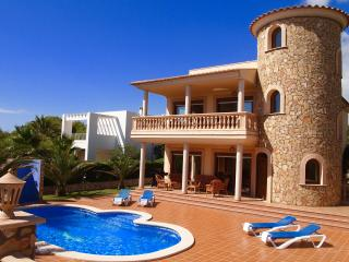 LUXURY VILLA.STUNNING VIEWS, EXCLUSIVE EQUIPMENTS, Cala d'Or