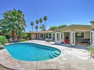 New Listing! Magnificent 3BR Palm Springs House w/Wifi, Mountain Views, Private