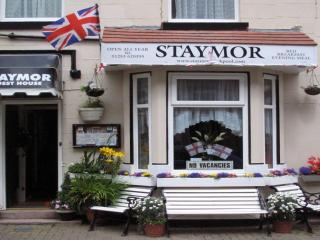 STAYMOR GUEST HOUSE : Room 6 Blackpool UK