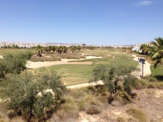 Chanquete, La Torre Golf Resort, Murcia,Spain, Roldán