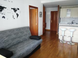 apartamento con zona deportiva y piscina, Zarautz