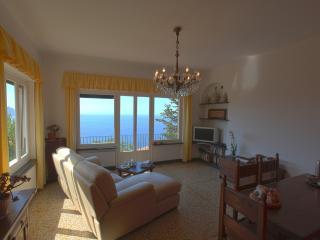Villa vista mare e Promontorio di Portofino