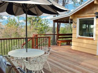 Romantic cabin in woodsy area, 2 miles from skiing, Big Bear City