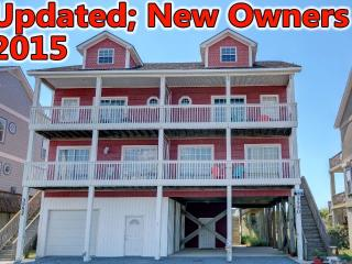 Island Drive 3980 Oceanfront! | Internet, North Topsail Beach