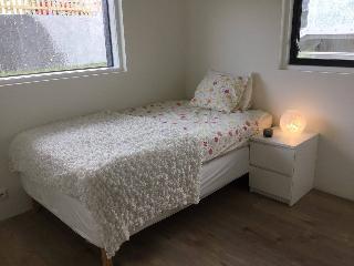 Bedroom for one in a friendly home, Kopavogur