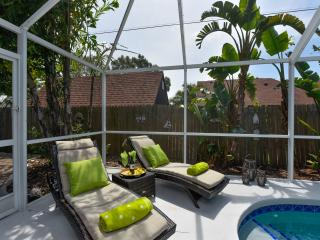 Contemporary Pool Villa I with private Beach!