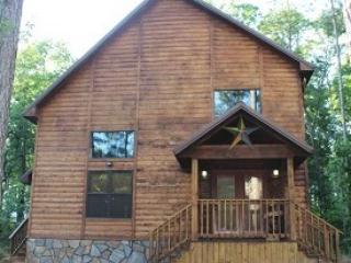 Star Creek Cabin, Hochatown, Ok/Broken Bow Lake