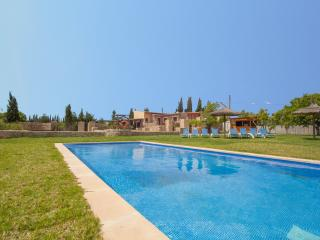 SON RAMON - Property for 10 people in Llubi