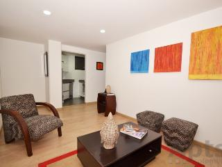 GALA - 1 Bed Renovated Apartment with private terrace - Chapinero Alto, Bogotá