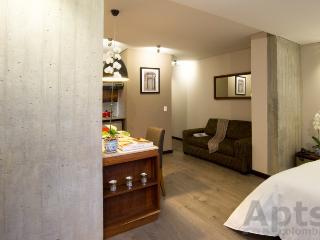 GEA B - 1 Bed Designer Studio Apartment with modern design - Chapinero Alto, Bogotá