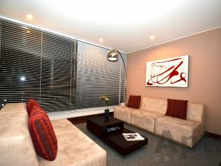 GRACE - 3 Bed Executive Apartment with on-site gym - Santa Bibiana, Bogotá