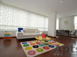 NADINA - 2 Bed Executive Apartment with designer fittings - Chico Norte, Bogota