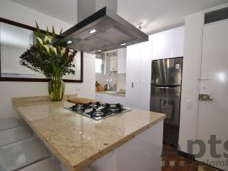 "NISSA - 2 Bed Renovated Apartment with 50"" TV - La Salle, Bogota"