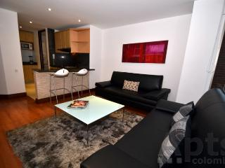 VIOLA - 1 Bed Executive Studio Apartment with modern design - Antiguo Country, Bogotá