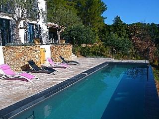 Villa Sillans la Cascade, Cotignac