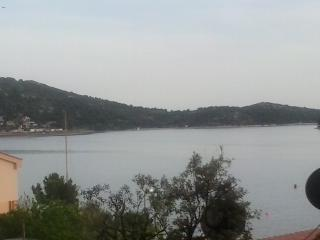 Seaview from the terace of apartman.