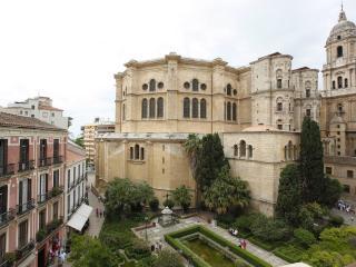 Atico en la catedral, Málaga