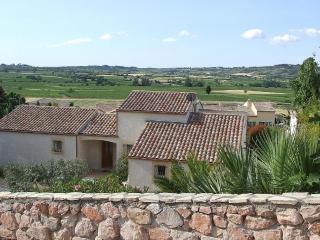 Medieval town villa, Creissan