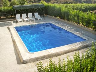 Peaceful house with swimming pool, Alhama de Granada