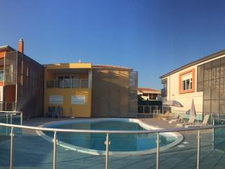 Apartments with pool (A2), Funtana