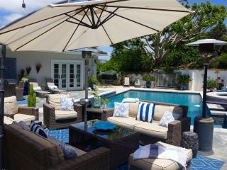 Resortstyle Pool/7min to Beach/Estate w/Golf Views, Rancho Santa Fe