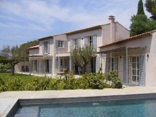 Modern six bed Villa in the heart of St Tropez.