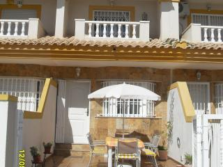 furnished town house, San Pedro del Pinatar