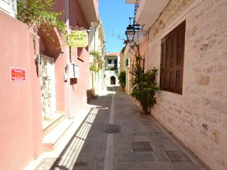Luxury apt,Old Town,next to Amenities,Walk 2 beach, Réthymnon