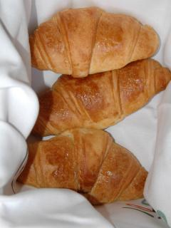 For self-catering guests, breakfast provisions are included.