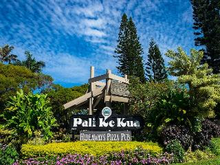 Pali Ke Kua #118: Kick back, relax! Whale watch or catch a gorgeous sunset!