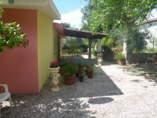 Capo Comino Casa con giardino 4 post