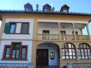 Villa iris, 130mq nel centro di Cortina