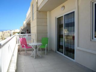 Brand new 2 bedroom apartment with large balcony., Qawra