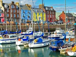Harbour Haven - Historic Apartment at Marina, Arbroath