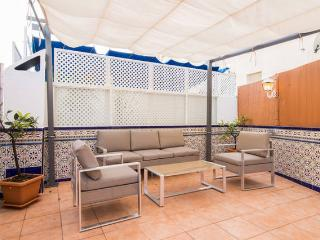 Preciosa casita situada en el centro de Sitges